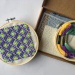 beginner embroidery kit