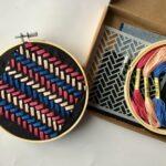 embroidery kit spiga